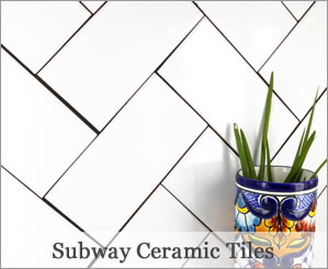 Subway Ceramic Tiles