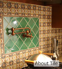 Learn About Mexican Tile
