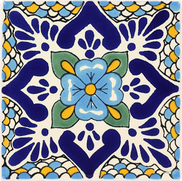 Mexican Tile Polanco 2 Mexican Tile