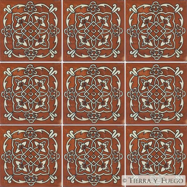 Mexican tile terra cotta oriental mexican tile Cheap mexican tile