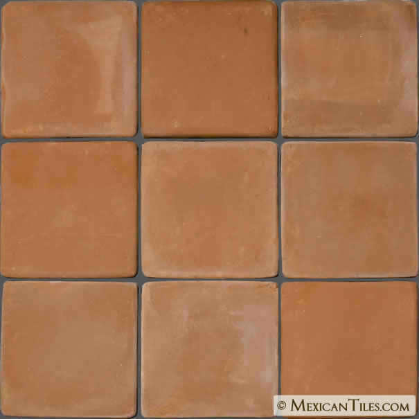 Mexican tile 8 x 8 spanish mission red terracotta Spanish clay tile