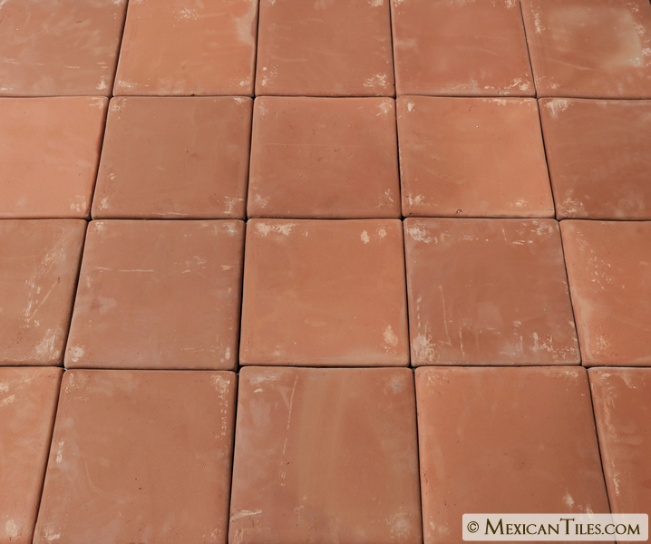 Mexican Tile 12x12 Spanish Mission Red Terracotta Floor Tile
