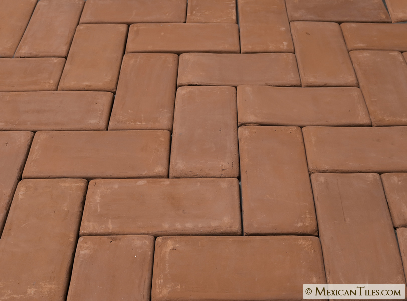 Mexican Tile 5 X 12 Spanish Mission Red Terracotta Floor Tile