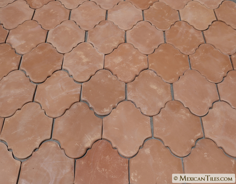 Mexican Tile - Spanish Mission Red Terracotta Floor Tile