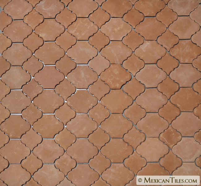 Mexican tile spanish mission red terracotta floor tile for Spanish clay tile