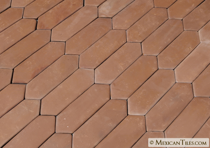 Mexican tile spanish mission red terracotta floor tile Spanish clay tile