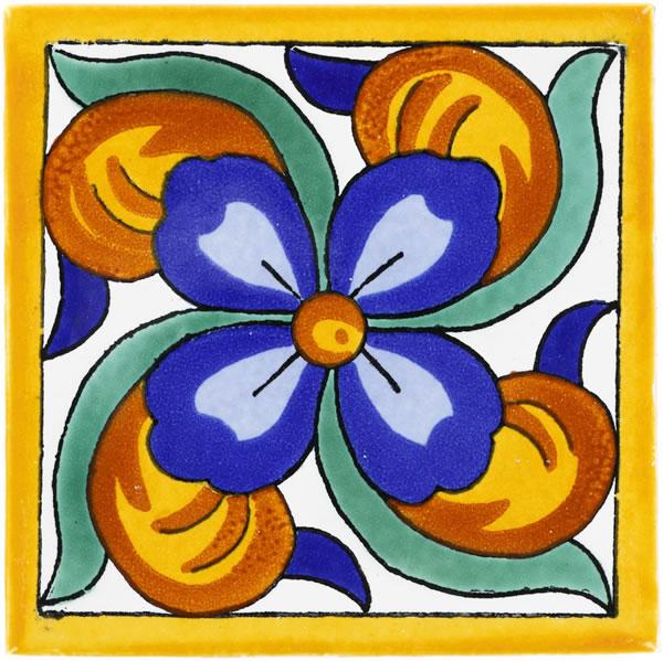 Bari - Handmade Terra Nova Ceramic Tile