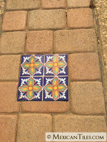 Mexican Tile Firenze 1 Terra Nova Mediterraneo Ceramic Tile