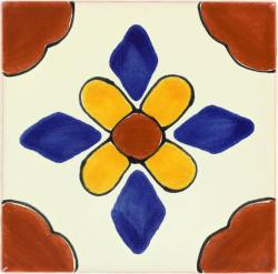 Toluca - Handcrafted Mexican Tile