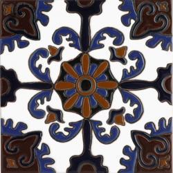 Rosario 5 Gloss - High Relieve Malibu Ceramic Tile