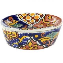 Morelia - Mexican Talavera Pottery Soap Dish