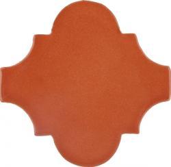 Rust - Handpainted Terra Nova Andaluz Ceramic Tile