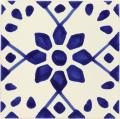 Beatriz - Handcrafted Mexican Tile