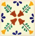 Flecha - Handcrafted Mexican Tile