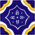 Palacio Sencillo - Decorative Mexican Tile