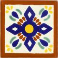 San Angel - Mexican Ceramic Tile