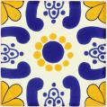 Monaco - Handcrafted Mexican Tile