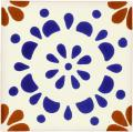 Rocio - Mexican Ceramic Tile
