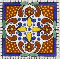 Polen - Mexican Ceramic Tile