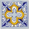 Escudo - Handcrafted Mexican Tile