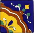 Quater Reloj - Decorative Mexican Tile