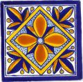Santander - Handcrafted Mexican Tile