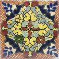 Muriel - Mexican Ceramic Decorative Tile