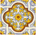 Villanueva - Talavera Mexican Decorative Tile