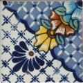 Montebello - Mexican Talavera Decorative Tile