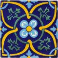 San Angel Inn 1 - Talavera Mexican Tile