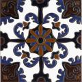 Rosario 5 Gloss - High Relieve Malibu Ceramic Tile
