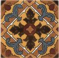 Jaen 2 - Handpainted Malibu Ceramic Tile