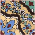 Santa Ynez 3 - High Relieve Malibu Ceramic Tile
