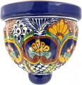 Puebla - Handcrafted Mexican Talavera Wall Planter