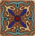 Venice - Handcrafted Mexican Tierra Floor Tile