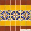 Set N.16 - Terra Nova Mediterraneo Tile Set