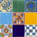 Set N.25 - Terra Nova Mediterraneo Tile Set