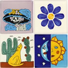 Theme Mexican Talavera Tiles