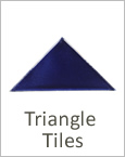 Triangle Mexican Tile