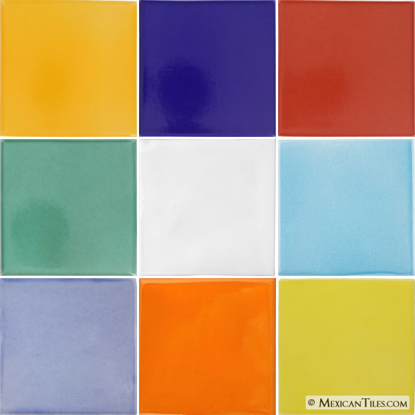 Mexican tile terra nova mediterraneo superior quality for Best color for floor tiles